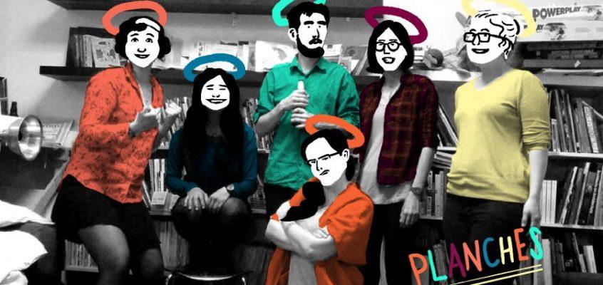 L'équipe de PLANCHES s'agrandit !