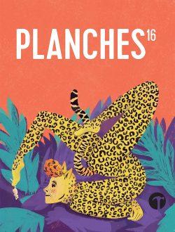 couverture Planches 16